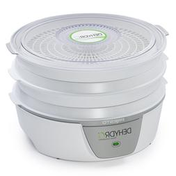 Presto 06300 Dehydro Electric Food Dehydrator 4 Tray System