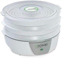Presto 06300 Dehydro Electric Food Dehydrator Renewed Kitche