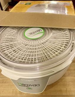Presto 06300 Dehydro Electric Food Dehydrator, White Excelle