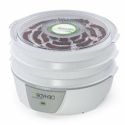 Presto 06300 Dehydro Electric Food Dehydrator, White