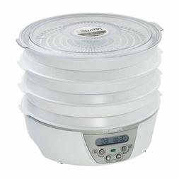 Presto 06301 Dehydro Digital Electric Food Dehydrator, White