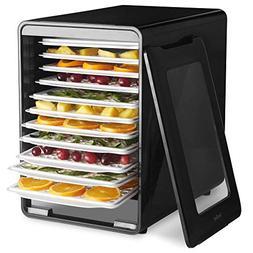 VonShef 550W 10 Tier Food Dehydrator Machine – Large With