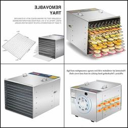 1000W CO-Z Commercial Grade Stainless Steel Electric Food De