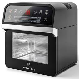 ChefWave 12.6 Quart Air Fryer Oven with Dehydrator and Rotis