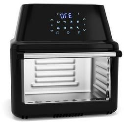 19 QT Multi-function Air Fryer Oven 1800W Dehydrator Rotisse