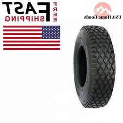 2-Ply Tire Stud 24 PSI 4.1 In. X 3.5-6 In. 290 Lbs.Lawn Mowe