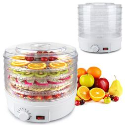220V Electric Food Dehydrator Fruit Vegetable Beef Meat Drye