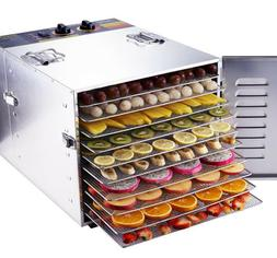 220v food dehydrator dryer 10 layers fruits