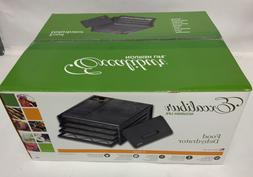 EXCALIBUR 2400 4 TRAY FOOD DEHYDRATOR WITH ADJUSTABLE THERMO