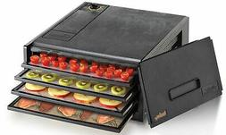 Excalibur 2400X 4-Tray Electric Food Dehydrator with with Ad