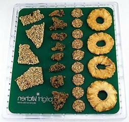 3 Silicone Non Stick Sheets fits Ivation & Gourmia Dehydrato