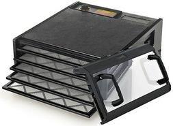 Excalibur 3500CDB Excalibur 5 Tray Deluxe Dehydrator Black W