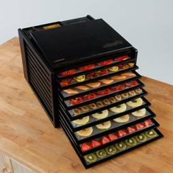 Excalibur 3900B 9 Tray Deluxe Food Dehydrator - Black SHIPS