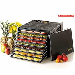 Excalibur 3926TB 9-Tray Electric Food Dehydrator with Temper