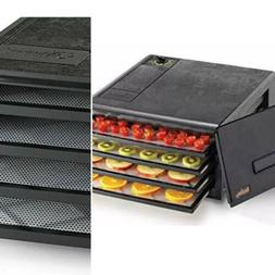 Excalibur 4-Tray Dehydrator, Black