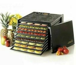 Excalibur 4926T220FB 9-Tray Electric Food Dehydrator, South