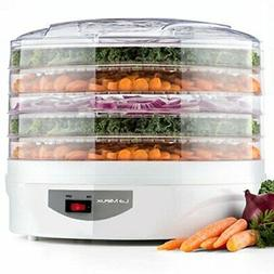 5 Tier Trays Electric Pro Food Dehydrator Snackmaster Preser