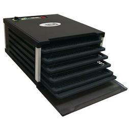 Electric Food Dehydrator 5-Tray Programmable Temperature Con