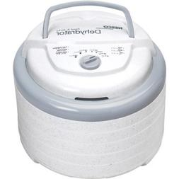 Nesco Professional 600W 5-Tray Food Dehydrator,Recipe Book I