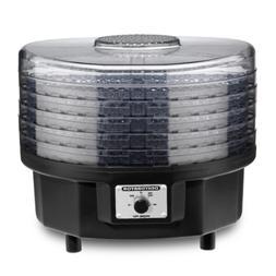 5 Tray Cuisinart Food Dehydrator Temperature Control Meat Fr