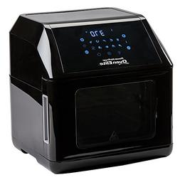 6 QT Power Air Fryer Oven Elite - 10 In 1 Cooking Features w