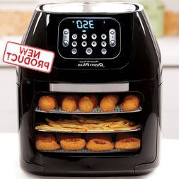 6 Quart Air Fryer Oven Hot Baking Basket Accessories Dehydra