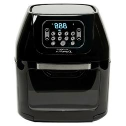 6-Quart AirFryer  Black Small Kitchen Appliances Home Dining