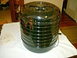 Ronco 7 Tray Food Dehydrator Beef Jerky Maker ~ Dried Fruit