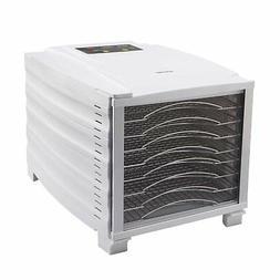 BioChef 8 Tray Food Dehydrator - Digital Timer & Thermostat