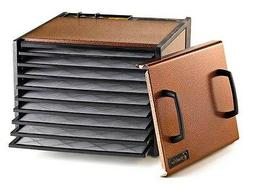 9 Tray Dehydrator with Timer Color: Antique Copper