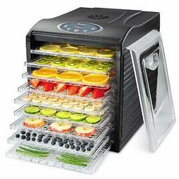 Ivation 9 Tray Premium Electric Food Dehydrator Machine - 60