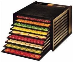 Excalibur 3900W 9-Tray Electric Food Dehydrator with Adjusta