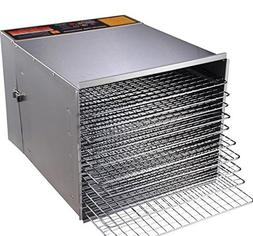 New Leaf High Capacity 10 Tray 1200W Fruit Vegetable Sausage