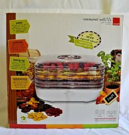 Ronco EZ Store Turbo 5 Tray Food Dehydrator