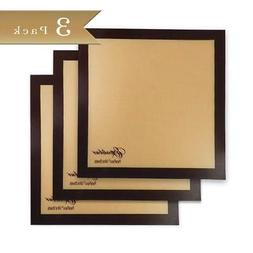 Set of 3 - 14 x 14 Inches - Excalibur ParaFlexx Ultra Silico