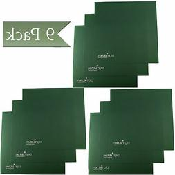 "Set of 9 - 14"" x 14"" Silicone Sheets for Excalibur Dehydrato"