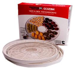 NESCO AMERICAN HARVEST ADD A TRAY  FOR FOOD DEHYDRATOR #FD-3