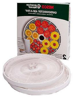 Add-A-Trays for Gardenmaster Food Dehydrator, 2-Pack