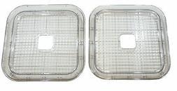 Presto Add-On Nesting Trays  For Dehydro Dehydrator Model 06