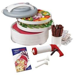 Nesco American Harvest FD-61WHCP 500 Watt All-in-One Food De