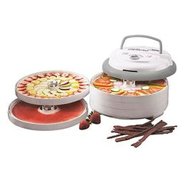 Nesco American Harvest FD-75PR 600-Watt Food Dehydrator-Spec
