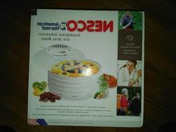 Nesco® American Harvest® SnackXpress Dehydrator and Jerky