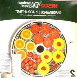 Nesco American Harvest TR-2 Add-A-Tray for Dehydrators...