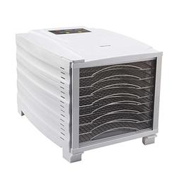 BioChef Arizona 8 Tray Food Dehydrator with Stainless Steel