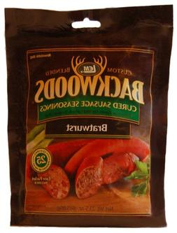 Backwoods Bratwurst Seasoning with Cure Packet