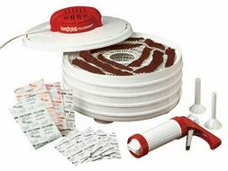 Beef Jerky Dehydrator Gun Food Maker Machine Accessories Raw