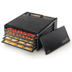 Excalibur Black Polyscreen Sheets 5-Tray Adjustable Thermost