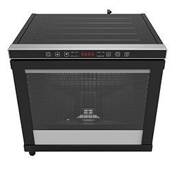 CHARD CD-80C, Pro Power Dehydrator, Black, 80 liter, 12 rack