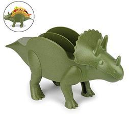 Christmas Best Gift!!!Kacowpper Dinosaur Tortilla Dish Torti