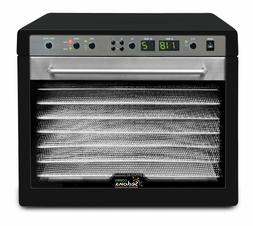 Tribest Sedona Combo SD-S9150-B Food Dehydrator with Stainle